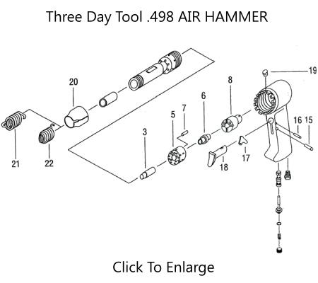 schematic auto hammer  zen diagram, schematic