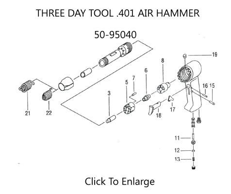 air hammer schematic three day tool, schematic