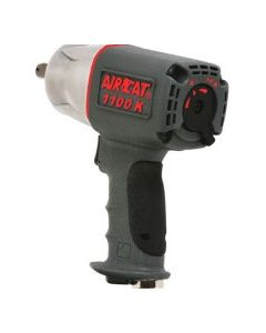 "AIRCAT 1/2"" Kevlar TM Composite Impact Wrench Twin Hammer"